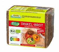 Mestemacher Bio DINKEL-BROT