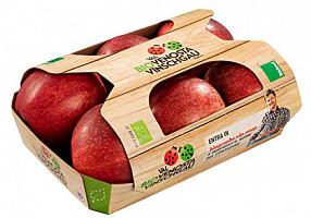 Die Bio Äpfel aus dem Vinschgau haben einen Namen!