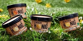Breitsamer Bioland Honig im Papierbecher