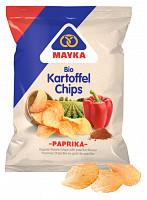 Mayka Bio Kartoffelchips Paprika (Art.Nr. 233)