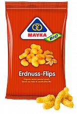 Mayka Bio Erdnuss-Flips (Art.Nr. 143)