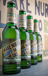 Neu: #bierforfuture