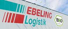 Ebeling Logistik ist jetzt Bio