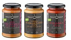 Daily Soup im neuen Look & Taste