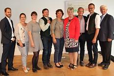 Podiumsdiskussion mit den Agrarfachleuten im bayerischen Landtag