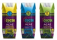 Cocar-Säfte mit Açai