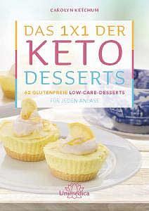 Himmlisch-leichte Keto-Desserts