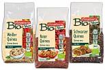 Rinatura BIO Quinoa weiß, rot und schwarz