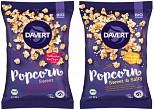 NEU: Bio-Popcorn von Davert