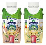 FruchtZwerge Bio Milch-Drink von Danone