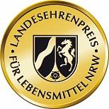 Mestemacher Landesehrenpreis für Lebensmittel 2018