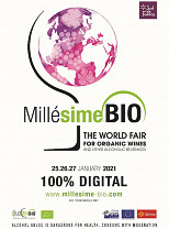 Millésime Bio 2021 findet digital statt