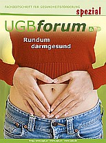 UGBforum spezial: Rundum darmgesund
