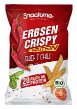 Bio Erbsen Crispy Sweet Chili