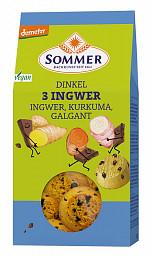 Dinkel Ingwer Cookies mit neuer Rezeptur