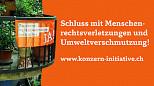 Nachhaltige Lieferketten – Schweiz verpasst Vorreiterrolle
