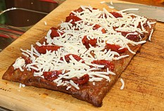 Pizza- und Flammkuchen