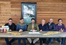 Barnhouse schließt Anschluss-Rahmenvertrag mit regionalen Bio-Landwirten