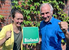 Neue Geschäftsführung bei Bioland Niedersachsen
