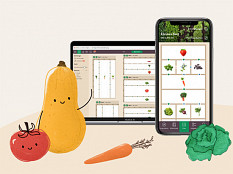 Nachhaltig Gärtnern mit digitaler Hilfe