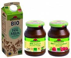 Schwarzwaldmilch erweitert das Bio-Sortiment