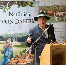 Breites Bündnis für mehr Bio in der Region Hohenlohe