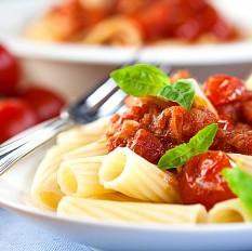 Bio-Pasta und -Pesto: Ein schnelles Duo, das immer passt