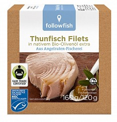 dm listet mit followfish erstmals Fischprodukte in den Filialen