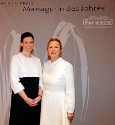 Mestemacher-Preis 'Managerin des Jahres 2018' vergeben