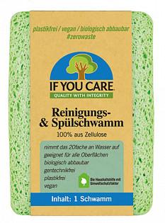 If You Care Reinigungs- und Spülschwamm