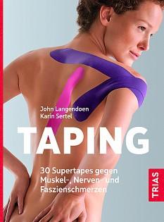 Abkleben hilft: 30 Supertapes bei Schmerzen und Sportverletzungen