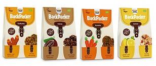 BackPacker - der Rohkost-Snack aus angekeimten Saaten