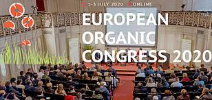 European Organic Congress 2020 mit Fokus auf Farm-to-Fork und GAP