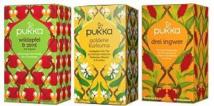 Ganzheitlich in den Herbst – mit der Kraft der Bio-Kräuter von Pukka Herbs