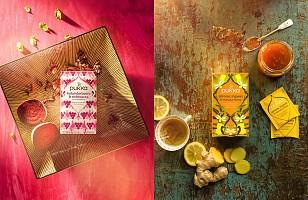 Fruchtige Abwehrhelfer aus der Natur: Mit wärmenden Pukka Bio-Tees durch den Winter