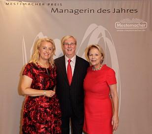 Mestemacher-Preis 'Managerin des Jahres' vergeben