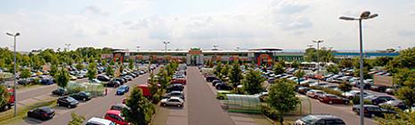 Ein SB-Warenhaus mit Blick auf Nachhaltigkeit