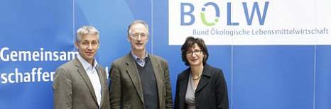 Bio-Dachverband wählt neuen Vorstand
