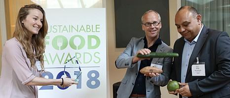 Eosta erhält internationalen Nachhaltigkeitspreis für ,Natürliches Labeling'
