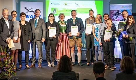 Nachhaltigkeits-Engagement belohnt