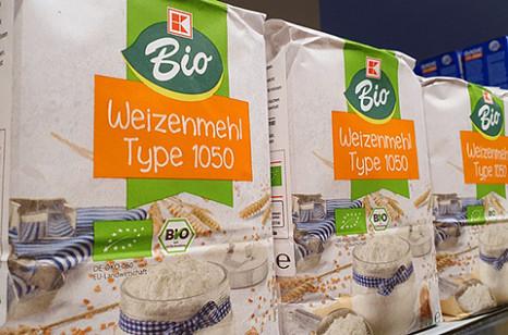Öko-Test vergibt Bestnote für Bio-Weizenmehl von Kaufland