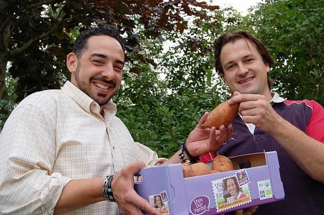 """Nature & More: """"Süßkartoffeln sind das Nahrungsmittel der Zukunft"""""""