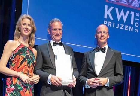 Eosta gewinnt renommierten niederländischen Nachhaltigkeitspreis