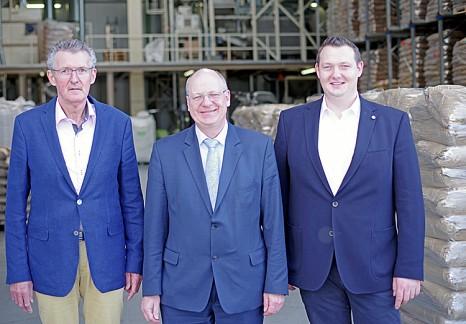 Axel Zoppke wird Einkaufsleiter und Prokurist bei Agasaat