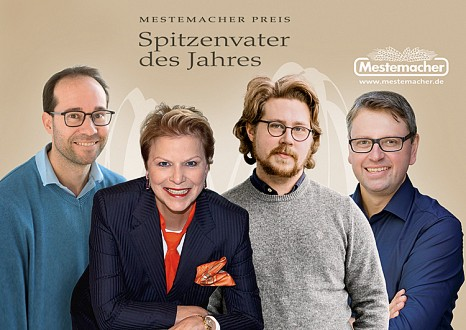 ,Mestemacher Preis Spitzenvater des Jahres' 2019