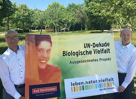 Bad Dürrheimer Biodiversitäts-Projekt ausgezeichnet