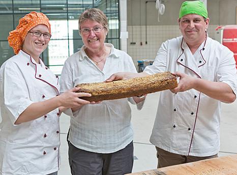 BioVollkornBäckerei cibaria an neuem Ort