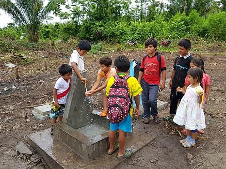 Bessere Lebensverhältnisse für peruanische Kakaoanbauer