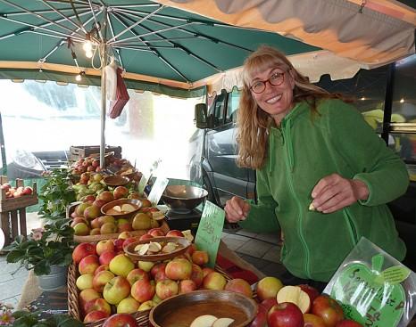 Öko-Wochenmarkt & Regionales jetzt auch auf dem Überseeboulevard