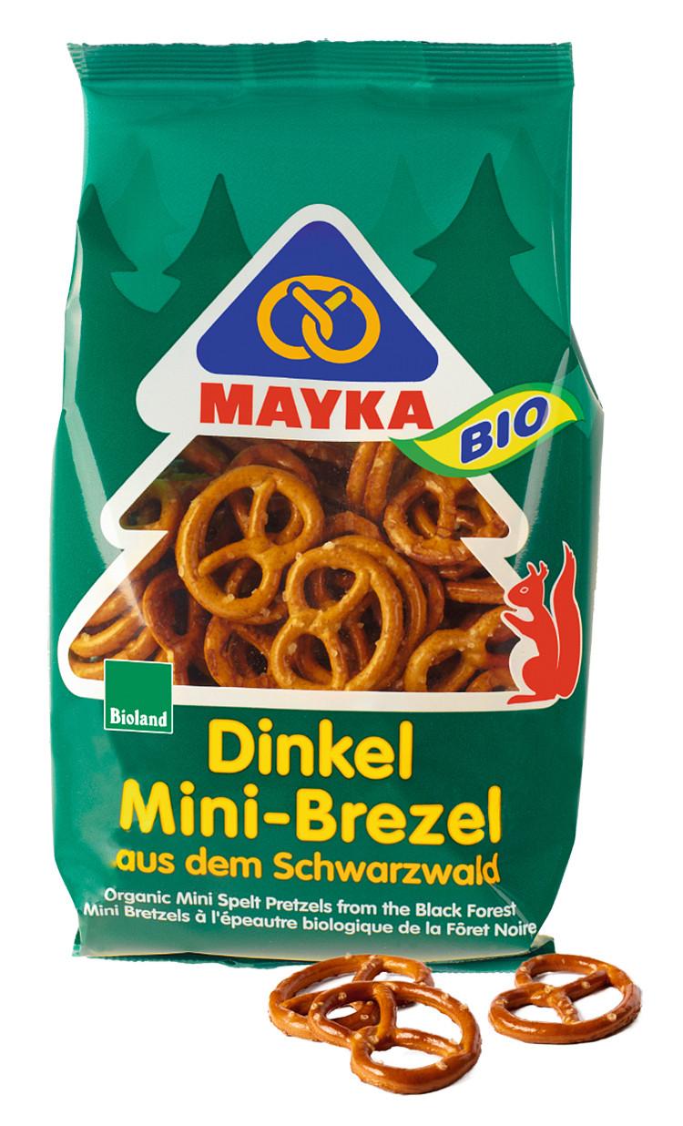 Mayka Bio Mini-Dinkelbrezel (Art.Nr. 836)